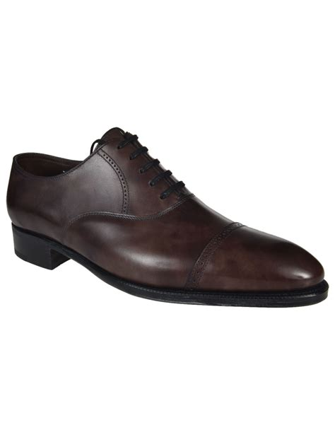 lobb oxford shoes lobb lobb philip ii oxford shoes brown