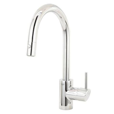 Grohe 32 665 Kitchen Faucet by Grohe Concetto Single Handle Pull Out Sprayer Kitchen