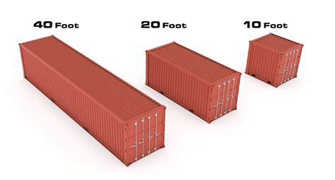 Interior Of Shipping Container Homes by Shipping Container Dimensions Container Sizes
