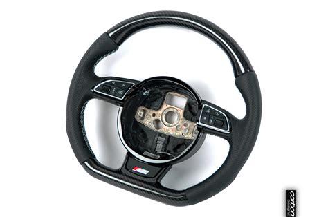 Audi A3 Lenkrad by Carbon Designz Audi A3 S3 Rs3 8v Carbon Steering Wheel