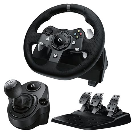 volante xbox 360 logitech logitech g920 driving racing wheel for xbox one pc