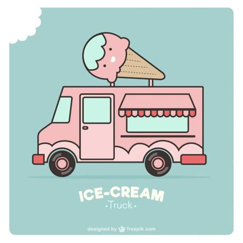 for ice cream food truck layout bing images