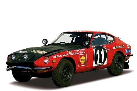 nissan fairlady 240z the rally car nissan fairlady 240z could be our favorite z