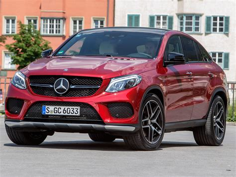 Mercedes Gle 450 Reviews by Drive Report Mercedes Gle 450 Amg 4matic Coup 233