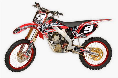 mx graphics design your own contest win a ringmaster images custom mx graphics kit