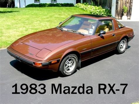 motor repair manual 1983 mazda rx 7 spare parts catalogs 1983 mazda rx 7 gsl survivor low mileage 2 owner rx7 leather loaded for sale mazda rx 7 low