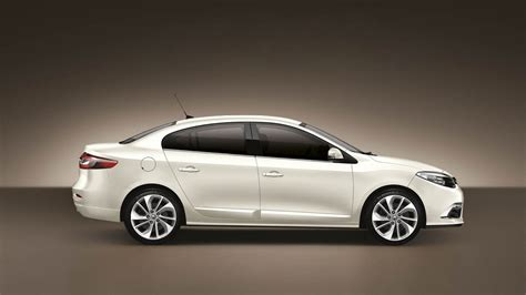 2016 renault fluence pictures information and specs
