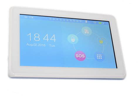 miglior allarme casa antifurto casa il miglior antifurto con display touchscreen