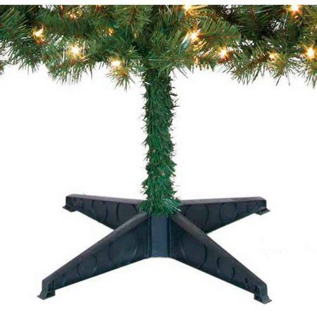 artificial christmas tree legs time pre lit 6 5 pine artificial tree green clear lights best