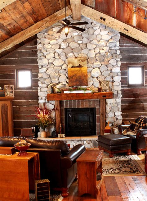 barn salvage becomes flooring decor at henry county home