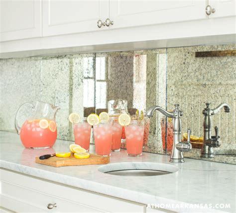 antique mirror backsplash white butler pantry with antiqued mirrored backsplash and