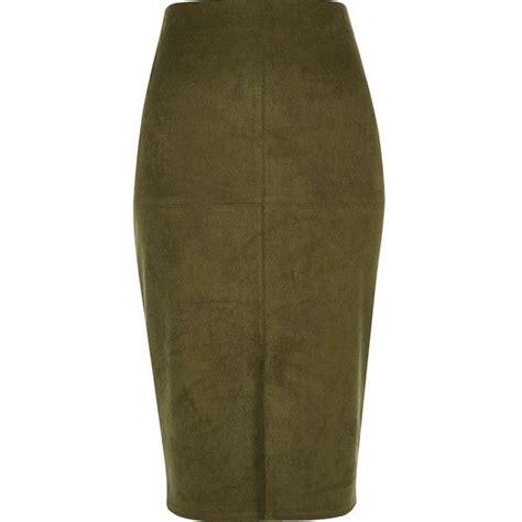 25 best ideas about khaki pencil skirts on