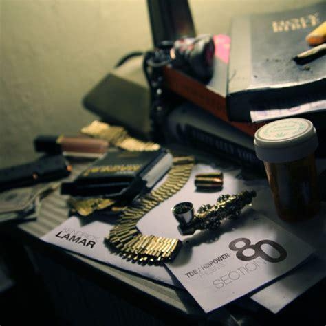 Kendrick Lamar Section 80 Album Cover Hiphop N More