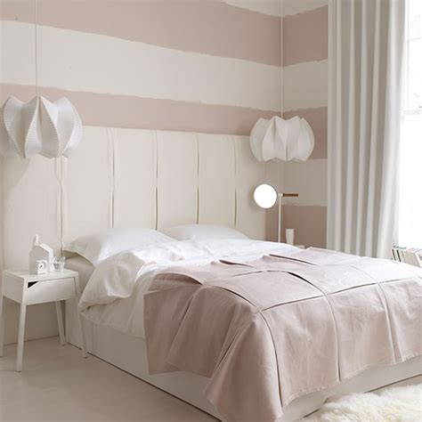 Oversized Headboard by Pink And White Bedroom With Oversized Headboard White
