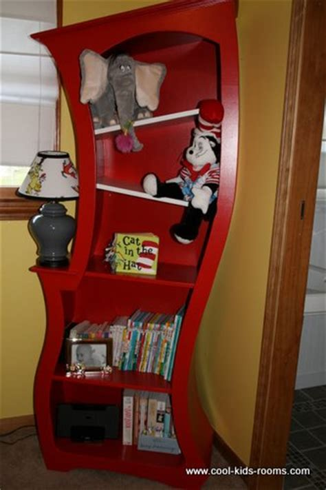 Dr Seuss Book Shelf by Bookshelves Bookcases And Libraries For The Of
