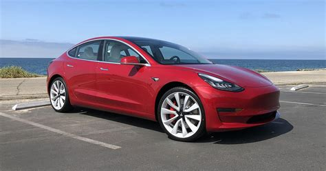 Future Tesla Models by 2018 Tesla Model 3 Performance Drive Review The