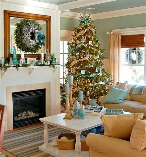 coastal xmas decor home tours coastal home tours coastal decor ideas and interior design inspiration images