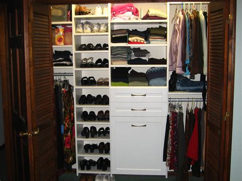 Reach In Closet by A California Closets Reach In Closet Design