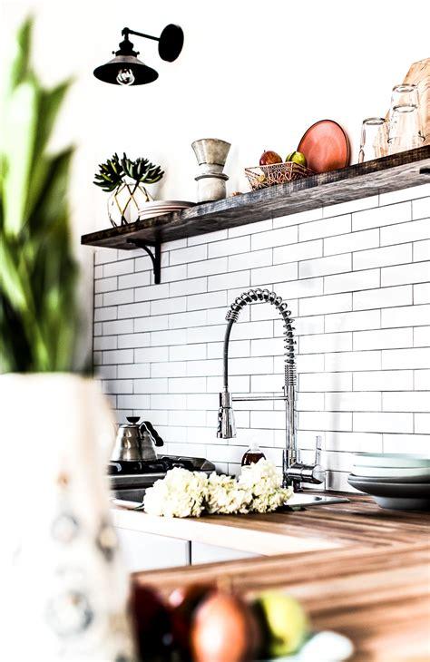 heartbeet home  modern minimalist kitchen design