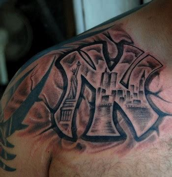 tattoo of nyc new york tattoo by marvin silva tattoos