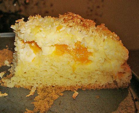 kokos mandarinen kuchen mandarinen kokos kuchen rezept mit bild hauchzart