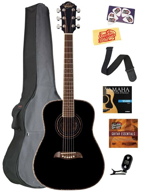 guitar lessons in 1 day bundle the only 4 books you need to learn acoustic guitar theory and guitar for beginners today best seller volume 12 books oscar schmidt oghs 1 2 size acoustic guitar bundle