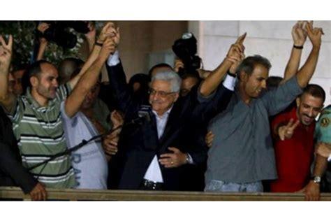 Pendidikan Lingkungan Sosial Budaya Mahmud satu harapan mahmoud abbas sambut tahanan palestina yang