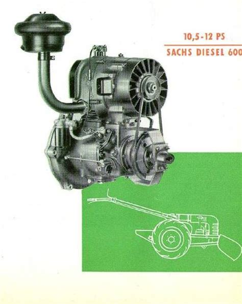 Sachs Motor Holder by Sachs Diesel Daten