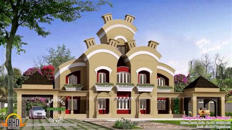 house design arabic style