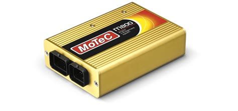 MoTeC > M800 > Overview