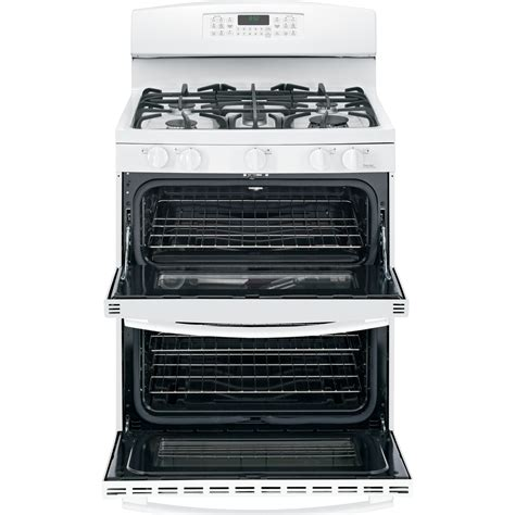 Oven Gas Standing jgb850defww ge 30 quot free standing gas oven range
