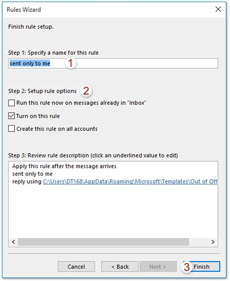 Out Of Office Message Outlook 2010 Template by How To Set Out Of Office Automatic Reply In Outlook