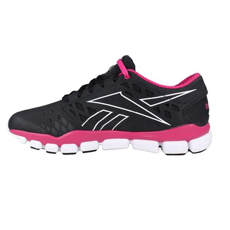 trainer sports shoes reebok realflex fusion tr u form shoes sneaker trainer