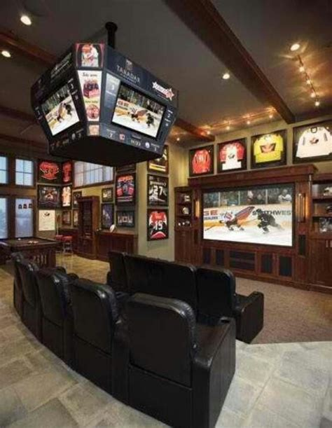 Make Your Basement Ideas So Cool Ultimate Sportsman Cave Cave Ideas Pinterest Caves And Rec Rooms