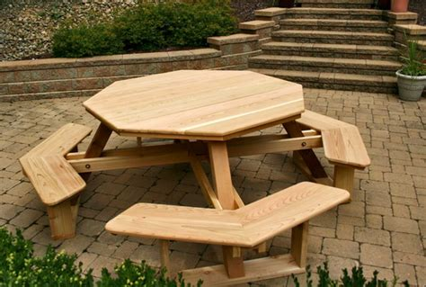 backyard picnic table fold up picnic table popular patio furniture design