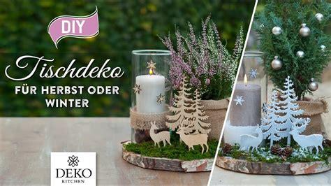 Günstige Tischdeko Selber Machen 2202 by Diy S 252 223 E Tischdeko F 252 R Herbst Oder Winter How To Deko