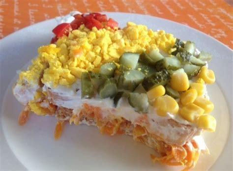 Yemek Gkkua Salatas Nefis Yemek Tarifleri 36   yoğurtlu etimek salatası tarifi salata tarifleri nefis