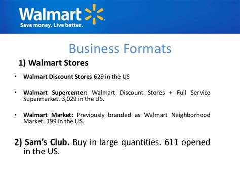 Walmart Analysis Walmart Powerpoint Template 2