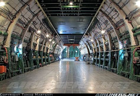 Antonov An 225 Mriya Interior by Antonov An 225 Mriya Aircraft Interiors Cabin N Flight