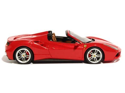 Ls451b 1 488 spider frankfurt motorshow 2015 looksmart 1 43 autos miniatures tacot