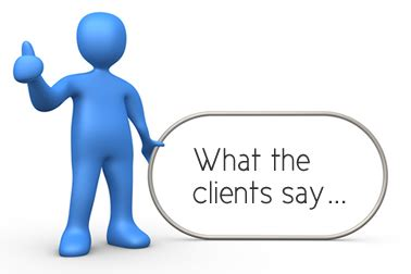 view our customer testimonials and pictures to get testimonials why you need them and how to write them