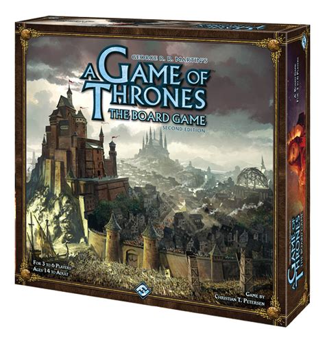 A Of Thrones The Board Second Edition a of thrones the board second edition the