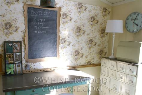 Chalkboard Craft Paper - whisperwood cottage follower feature elizabeth co