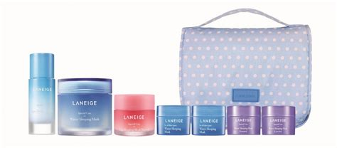 Laneige Water Bank Sleeping Mask 15 Ml Travel Size go pop just like laneige s delights pop