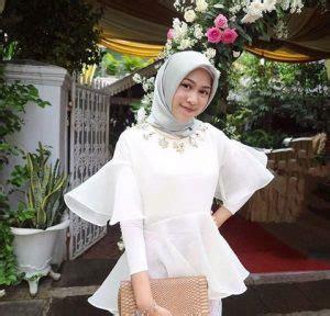 Kebaya Duyung 3 48 model baju kebaya muslim modern dan anggun klubwanita