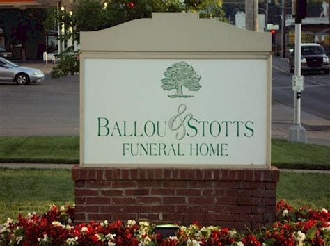 ballou stotts funeral home burkesville ky funeral homes
