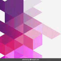free vector gradient pink geometric background 7861 graphic hunt