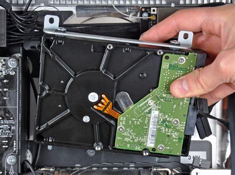 how to upgrade imac hard drive aluminum 2012 2015 imac intel 27 quot emc 2390 hard drive replacement ifixit