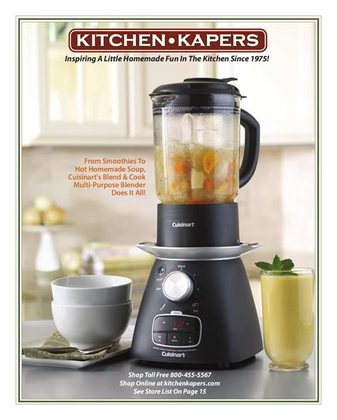 Kitchen Kapers by Kitchen Kapers 2012 Catalog By Kitchen Kapers Issuu
