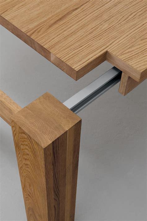 sediarreda tavoli arista tavolo moderno in legno allungabile disponibile
